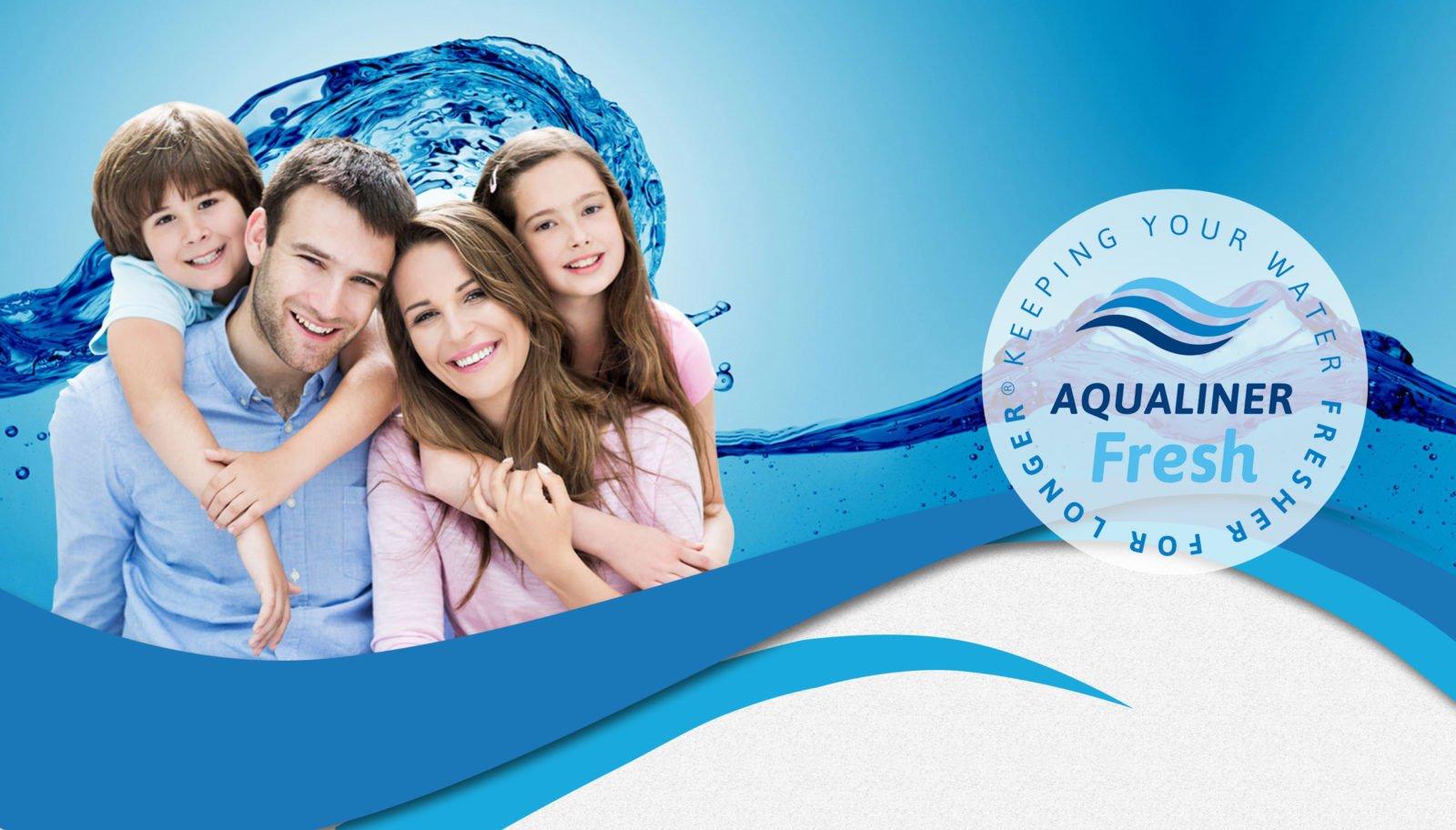 AQUALINER Fresh Pioneer Water Tanks